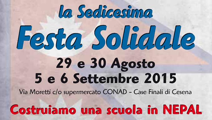 Festa Solidale Cesena