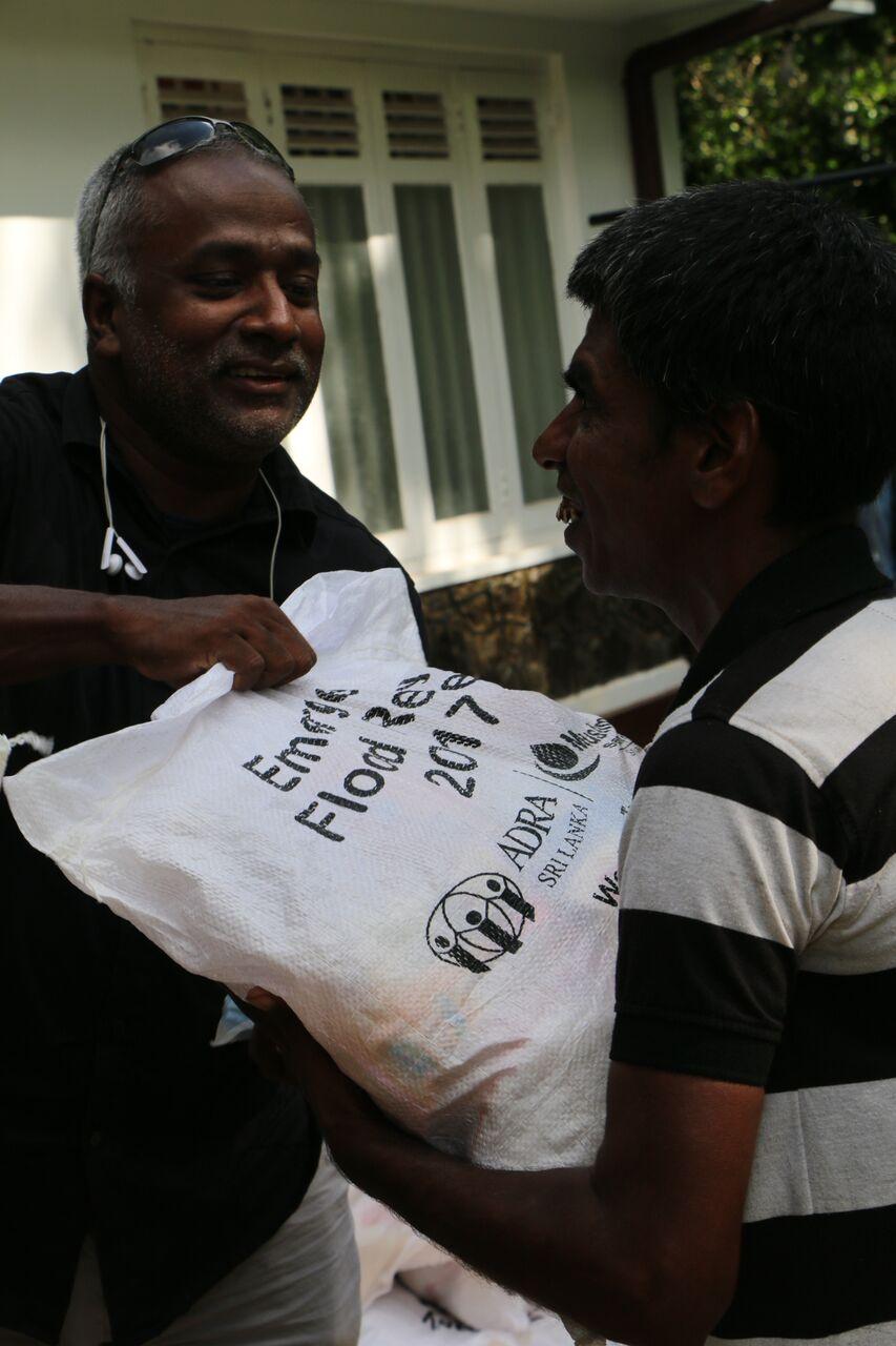 Emergenza Alluvione Sri Lanka