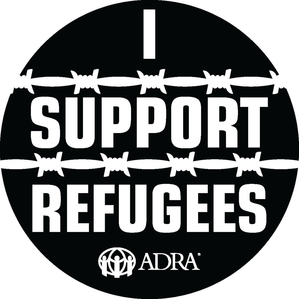 ADRA WORLD REFUGEE DAY STATEMENT 2017