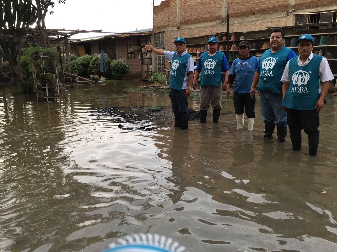 Alluvione Perù