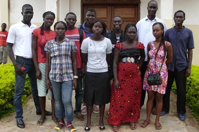 Progetto Borse Di Studio In Guinea Bissau