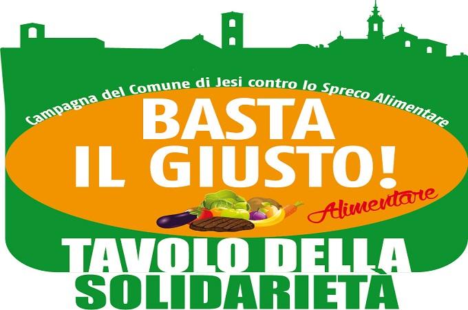 """Progetto Di Assistenza Alimentare """"Basta Il Giusto!"""" (ex SprecoZero) – Jesi (AN)"""