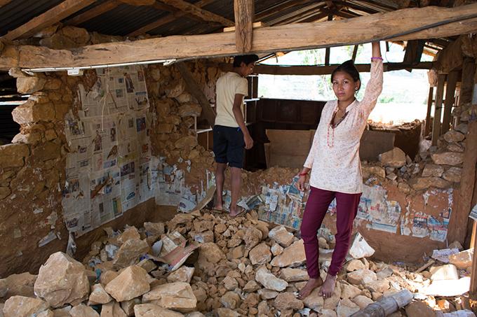 Aggiornamenti Sui Progetti Di Post Emergenza In Nepal