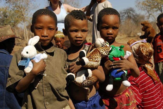 Campi Umanitari Namibia