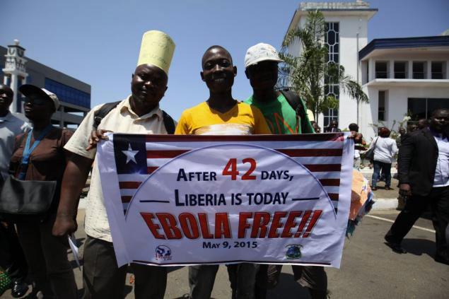 Dichiarata Conclusa L'emergenza Ebola In Liberia