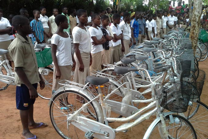 Togo – Progetto Kekè – Bici Per La Svolta