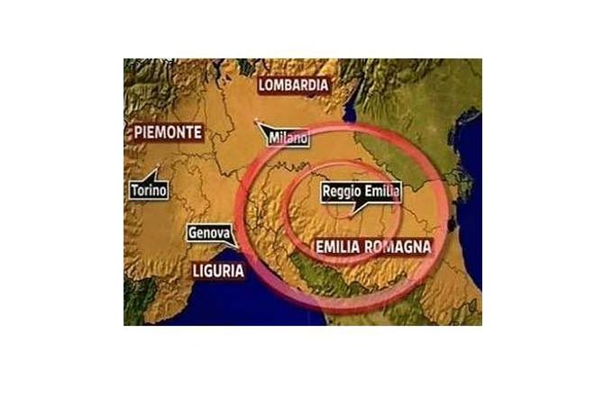 Progetto Emergenza Emilia Romagna